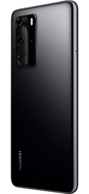 huawei p40 pro black colour right side