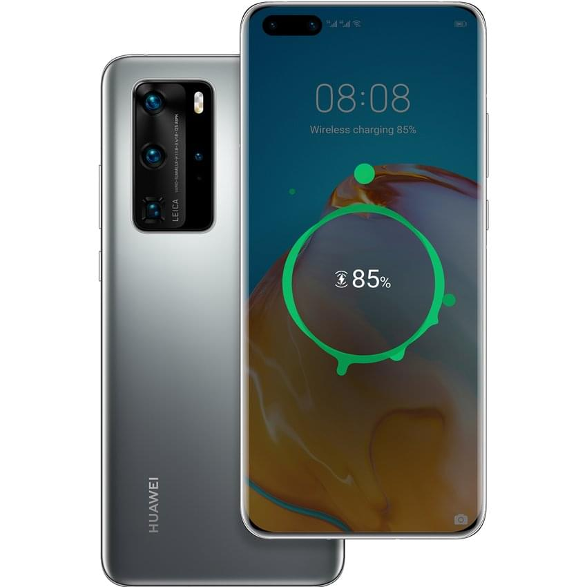 huawei p40 pro reverse wireless charge