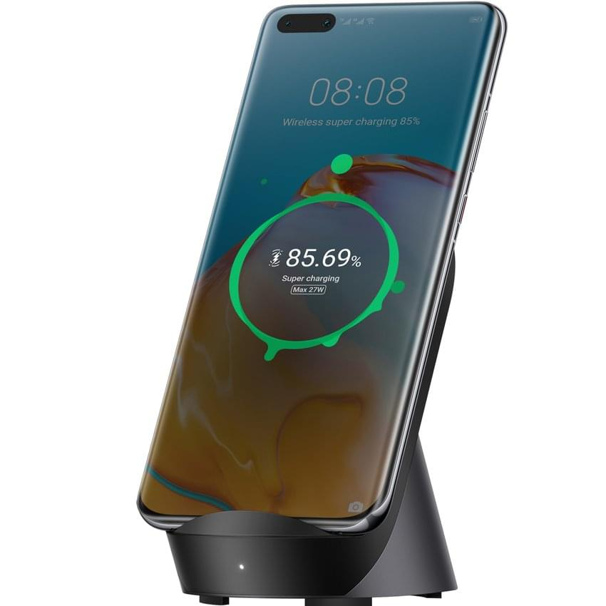 huawei p40 pro wireless supercharge