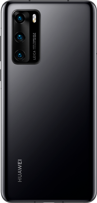 huawei p40 black colour back