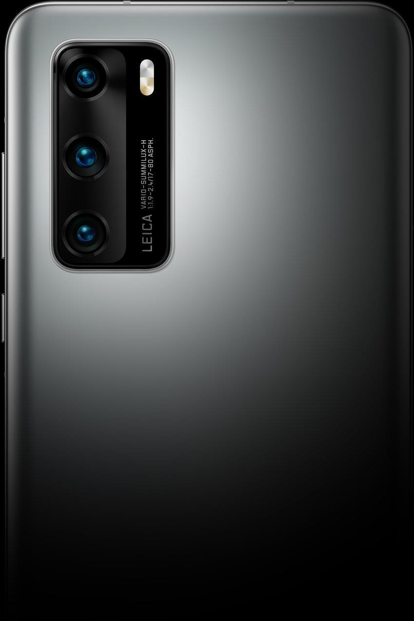 huawei p40 leica triple camera stage