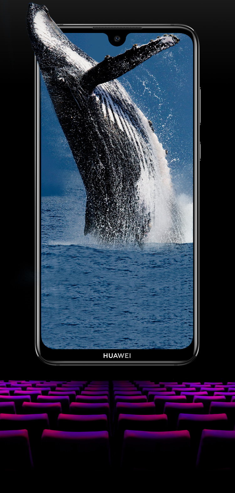 Huawei Y MAX Fullview Display