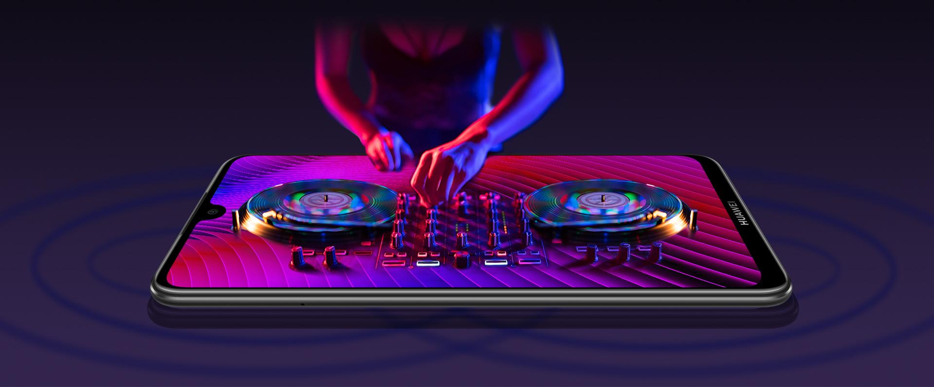 Huawei Y MAX Dolby Atmos