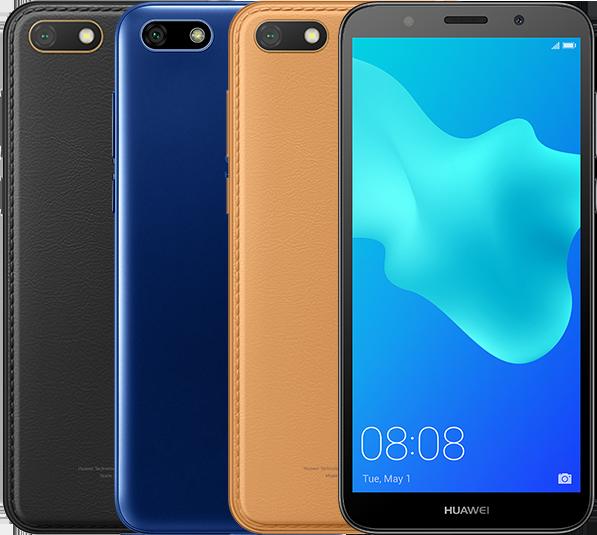 HUAWEI Y5 Prime 2018, Selfie Toning Flash, dual SIM phone | HUAWEI