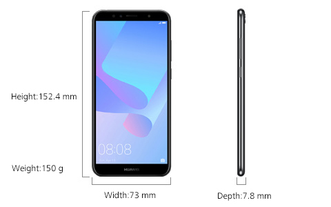 HUAWEI Y6 2018 specifications | HUAWEI Global