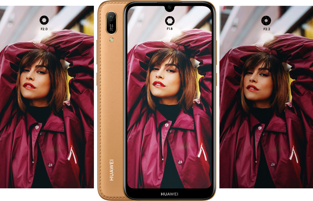 Huawei Y6 2019 Photographie Lowlight