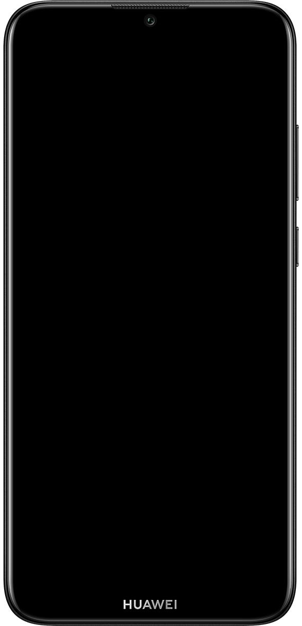 HUAWEI Y6 2019, Dewdrop HD Display, Unique Colour Shell Design