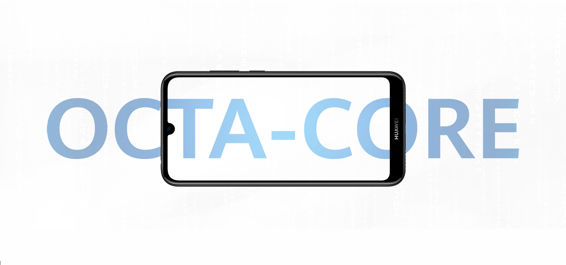 huawei y6s octa-core processor phone