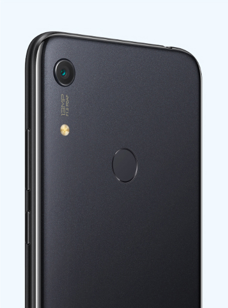huawei y6s two-tone look phone