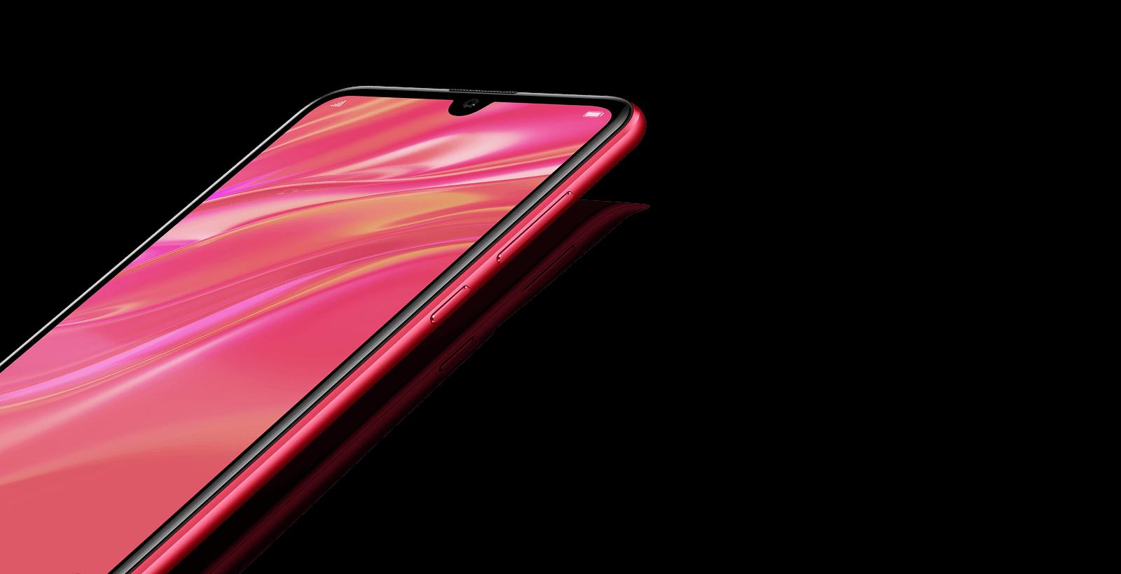 HUAWEI-Y7-2019-design