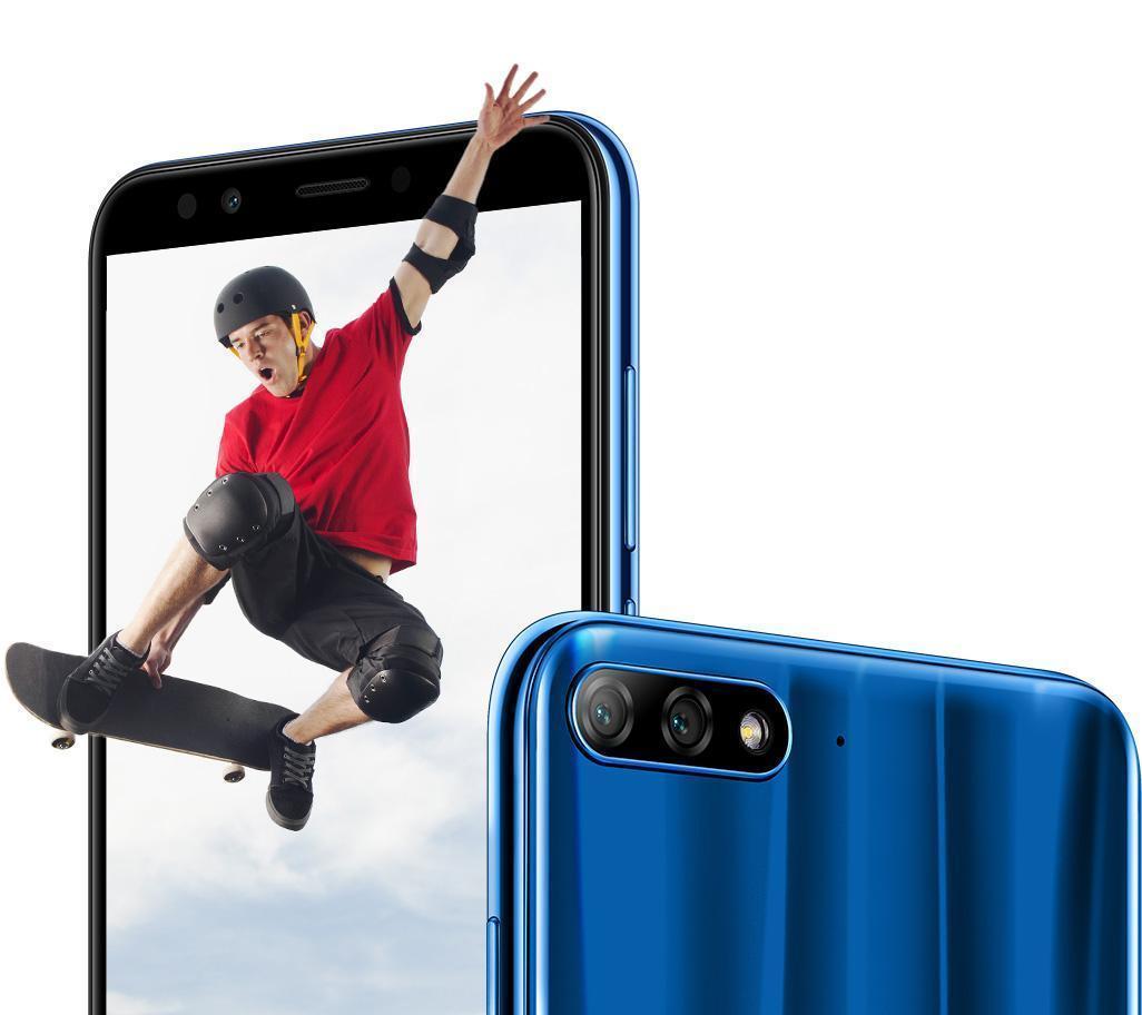 Huawei Y7 نخست 2018 دوربین