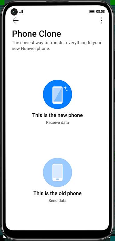 huawei y7p-emui9.1 smartphone