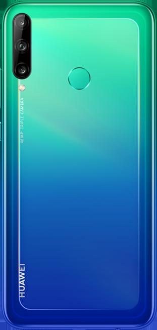 huawei y7p-diseño colorido