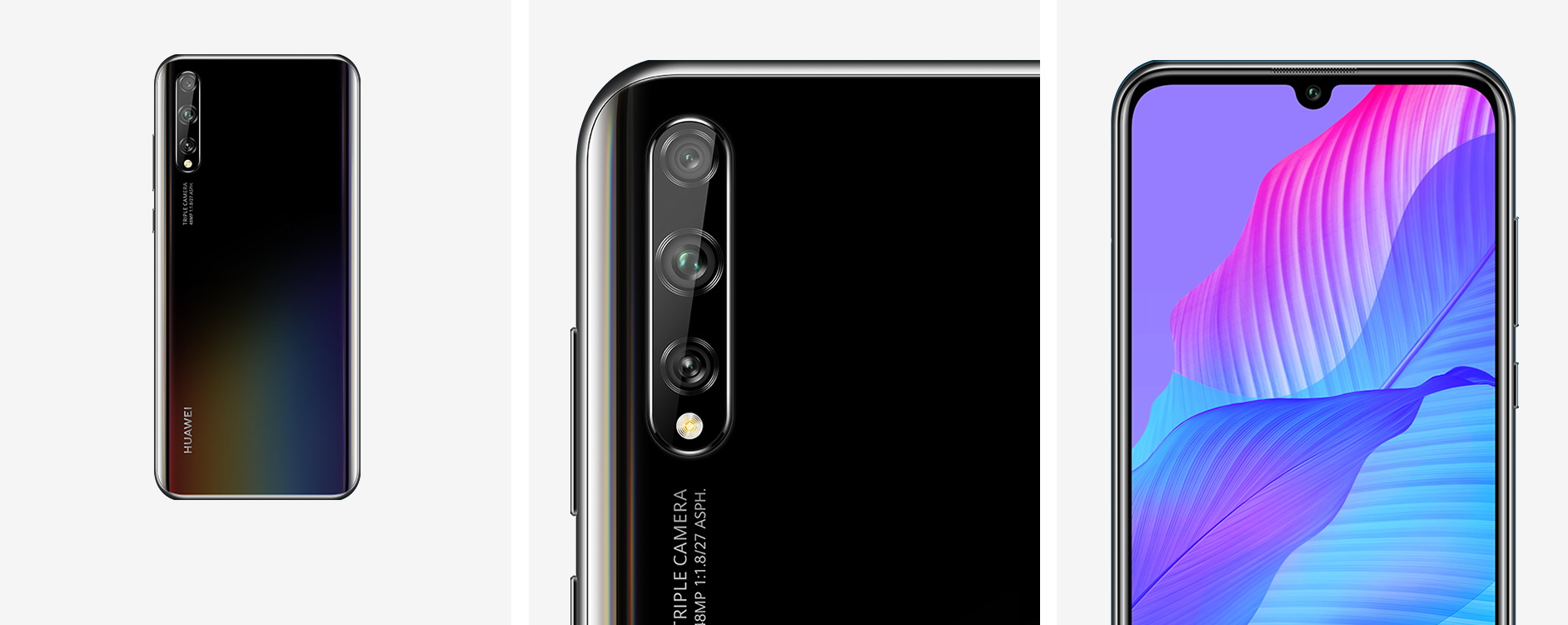 huawei y8p-colorful id phone