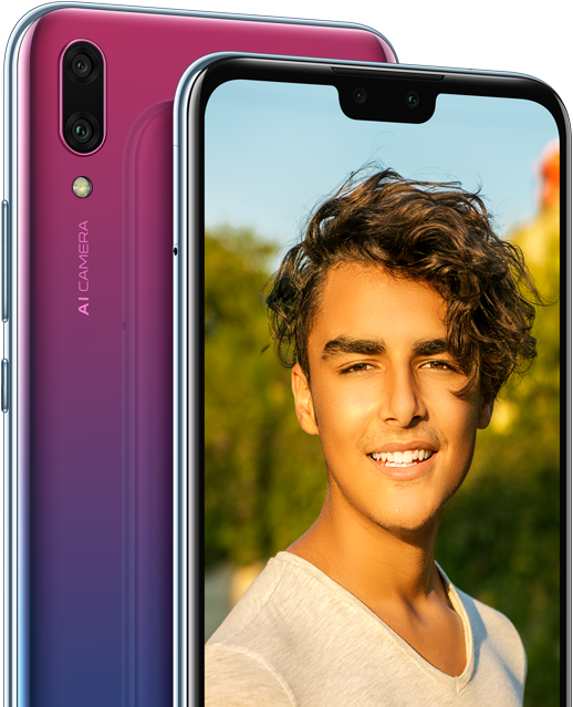 HUAWEI Y9 2019 AI Camera Phone