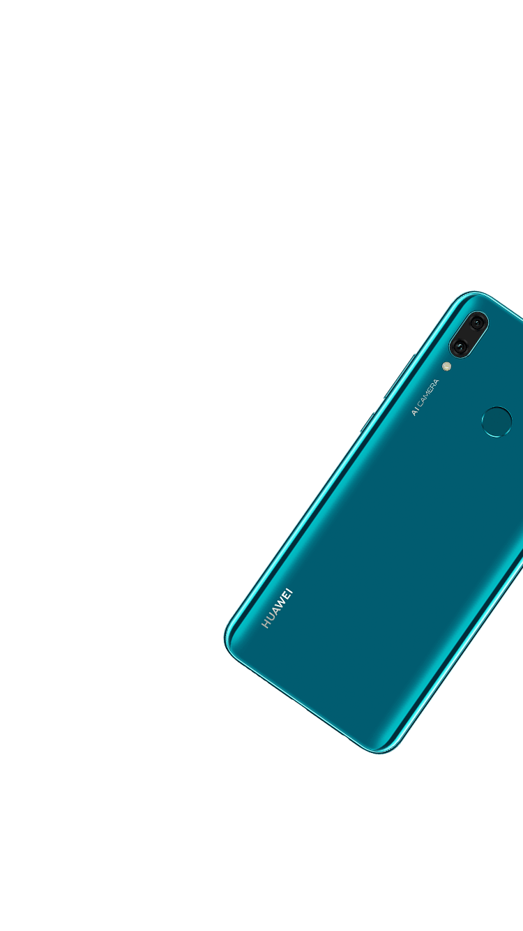 HUAWEI Y9 2019, FHD+ FullView Display, large battery phone