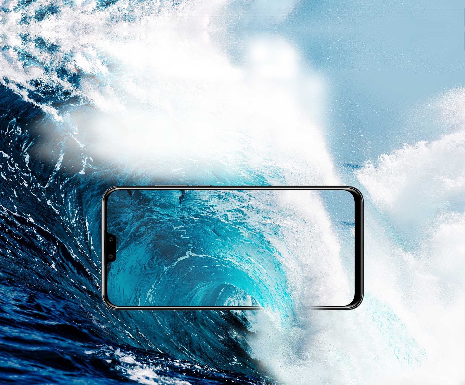 HUAWEI Y9 2019 Fullview Display