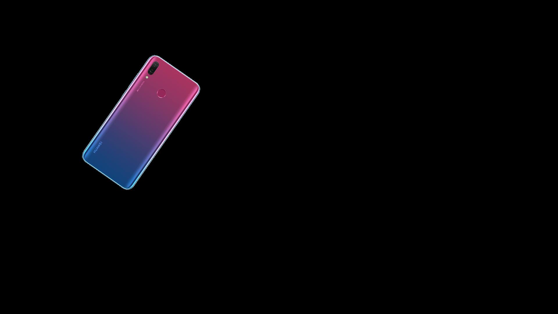 HUAWEI Y9 2019 3D Arc Design