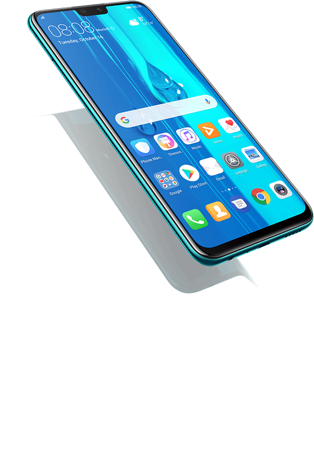 HUAWEI Y9, FHD+ FullView Display, large battery phone