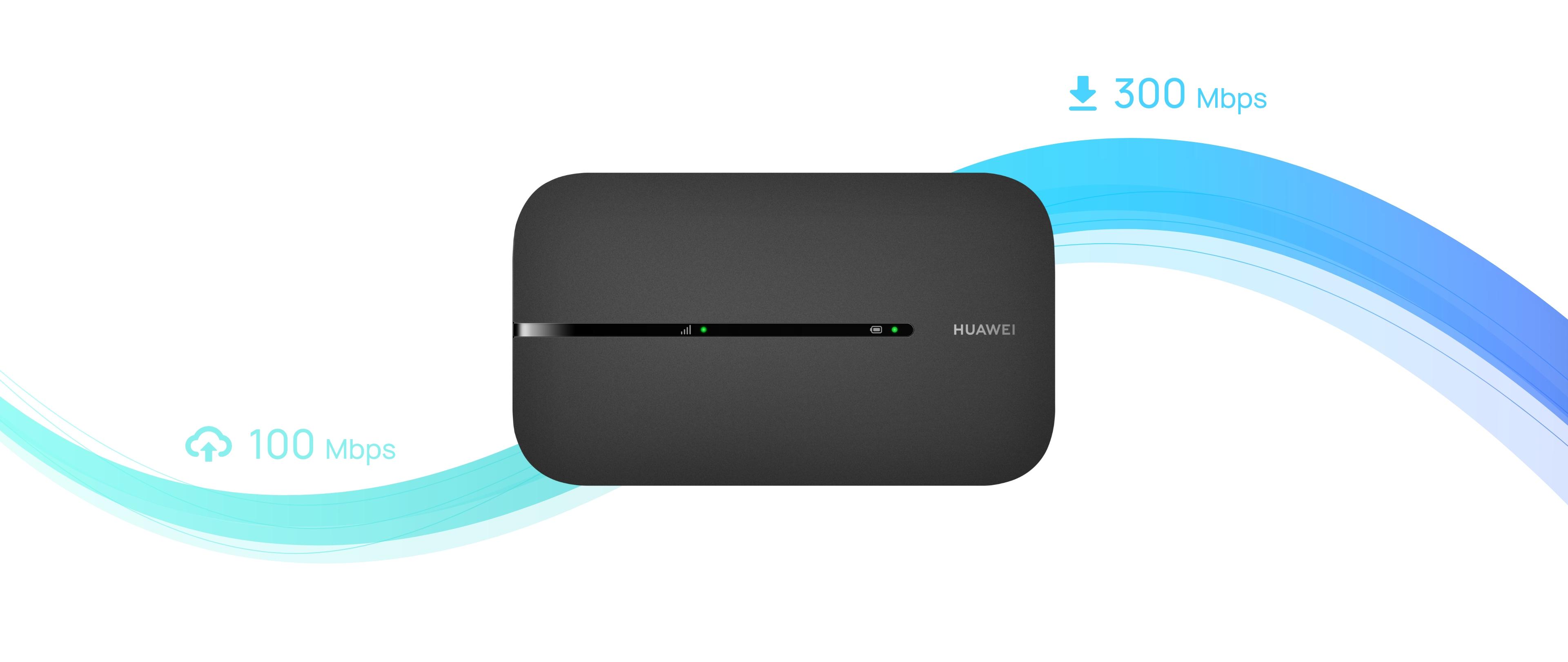 HUAWEI 4G Mobile WiFi 3 Speed