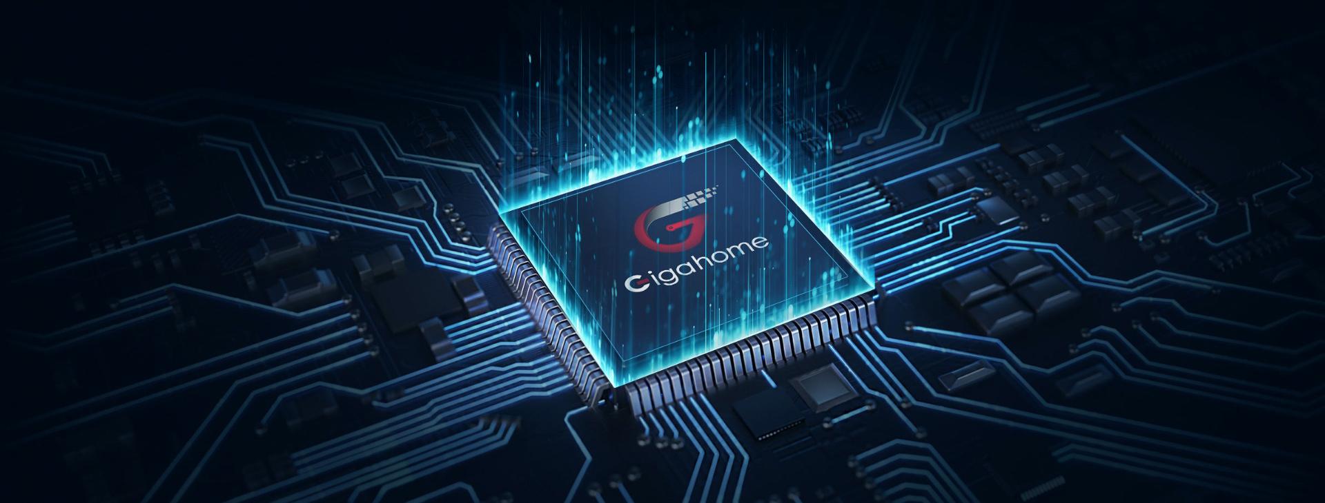 Gigahome quad-core 1.4 GHz CPU