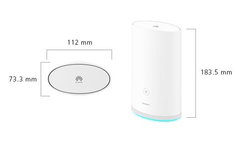 HUAWEI WiFi Q2 Pro (3 Pack · Hybrid)