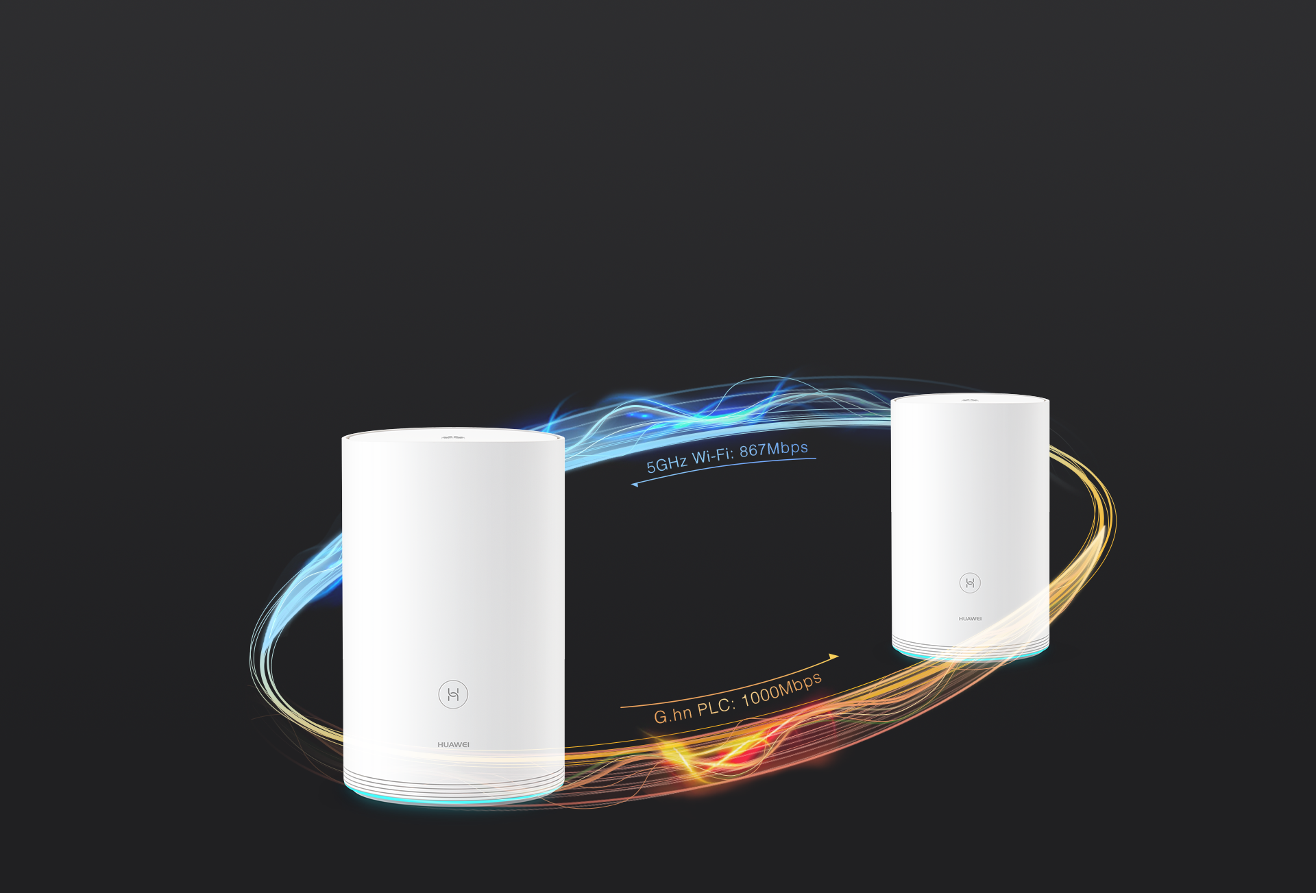 HUAWEI WiFi Q2, WiFi router replacement, whole home WiFi system