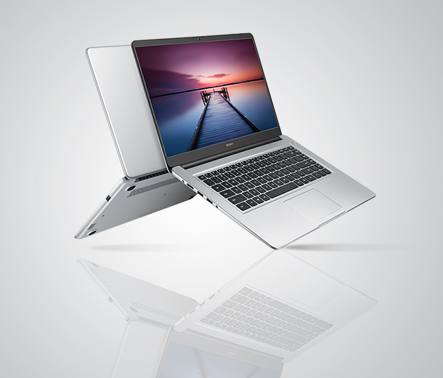 HUAWEI MateBook D 15 6-inch laptop, bezel-less, 256GB SSD/1TB HDD