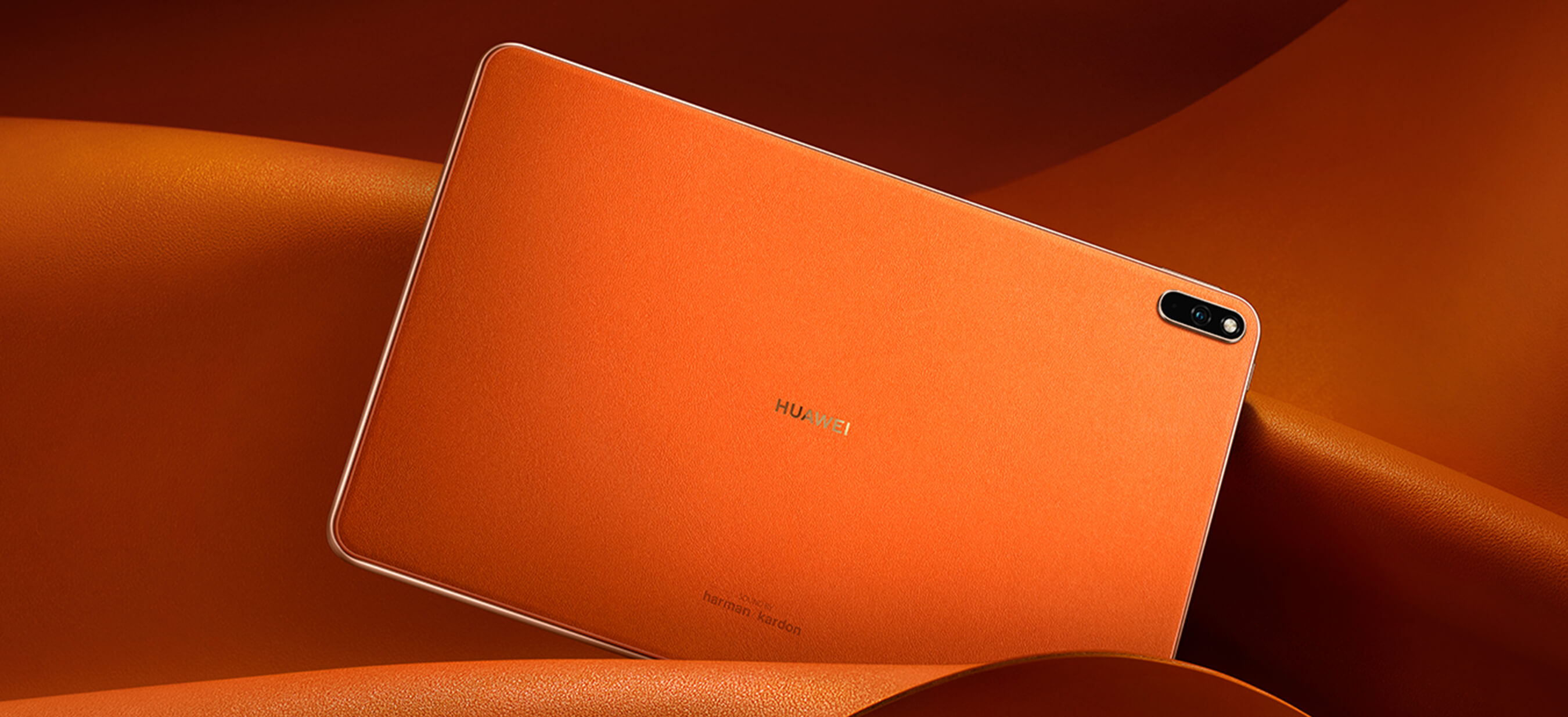 huawei matepad pro color orange
