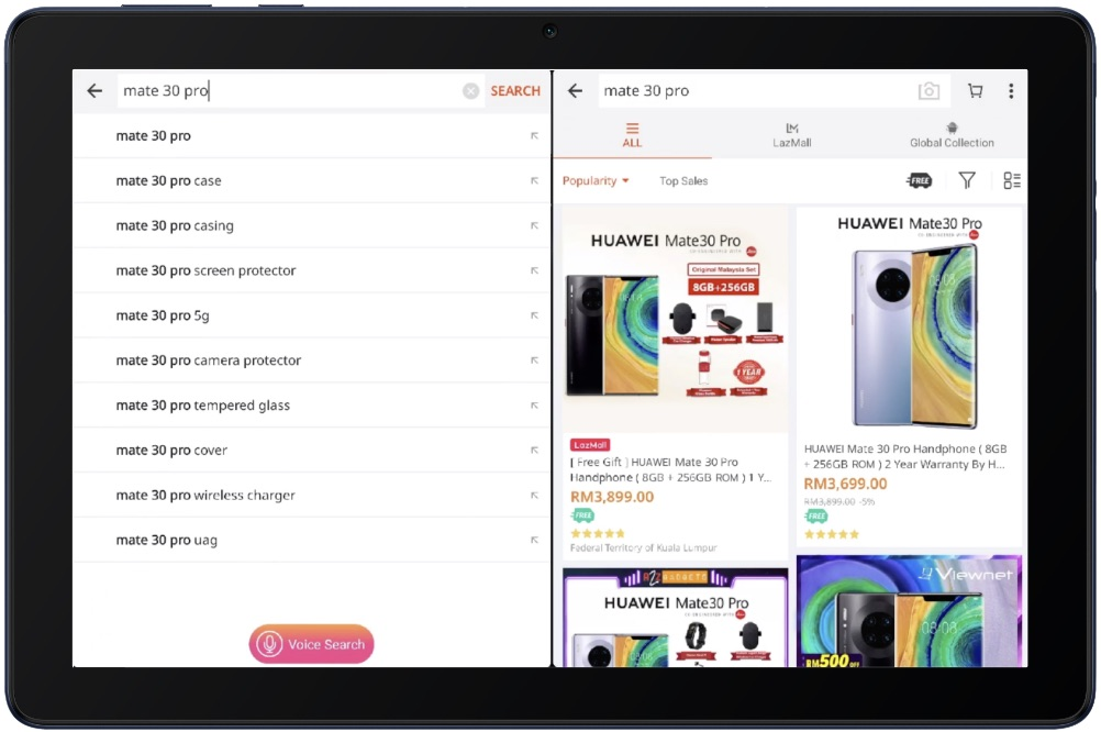 HUAWEI MatePad T 10 App Multiplier
