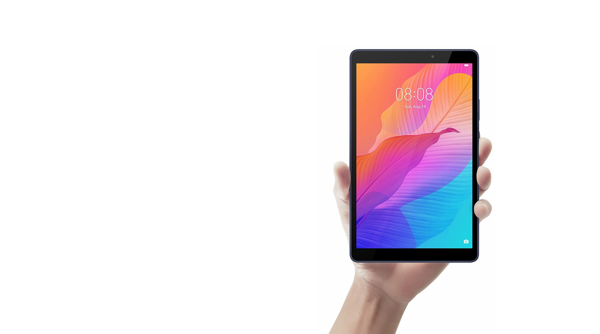 3HUAWEI-MatePad-T-8-Sleek-Portable-Desig