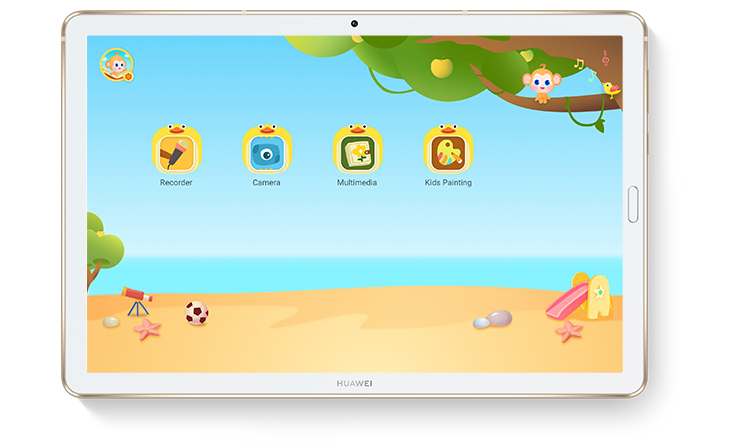 "HUAWEI MediaPad M6 10.8"" with Children's Corner"
