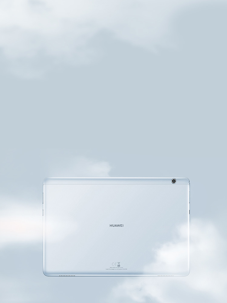 HUAWEI MediaPad T5 new colour Mist Blue