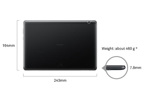 HUAWEI MediaPad T5 specifications |HUAWEI Global
