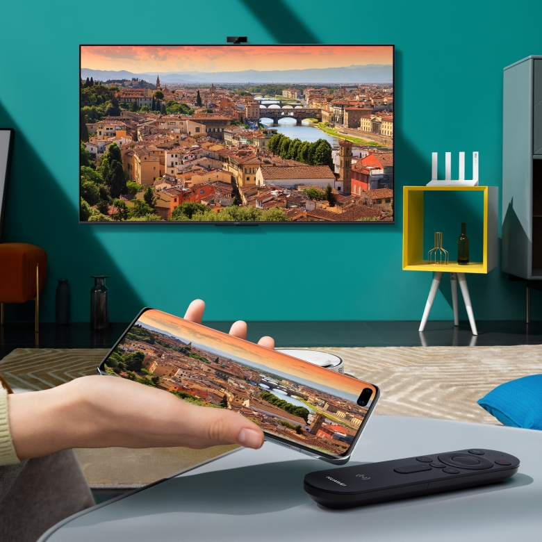 HUAWEI Vision S OneHop Projection