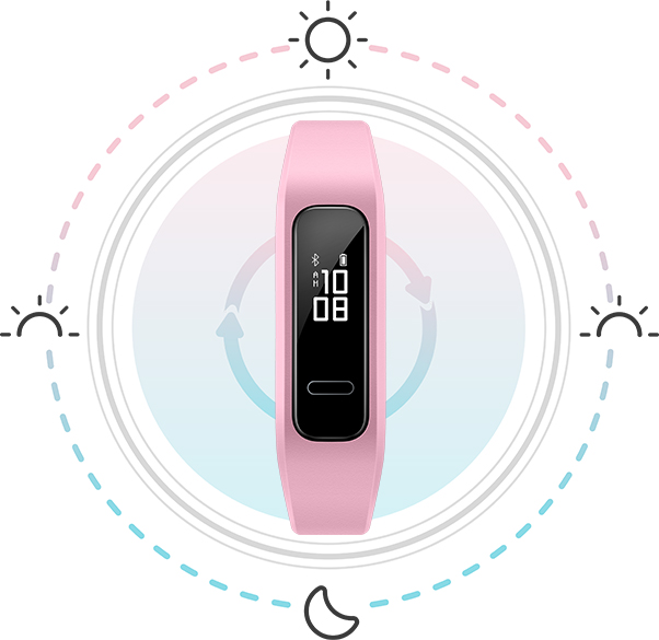 HUAWEI Band 3e mobilephone assistant