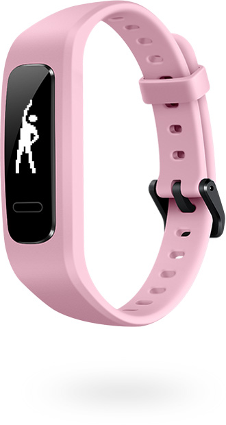 Image result for huawei band 3e pink