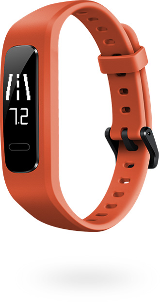 Pink Huawei Band 3e Smart Fitness Activity Tracker Professional Running Guidance One Size 5ATM Water Resistance for Swim Dual Wrist /& Footwear Mode