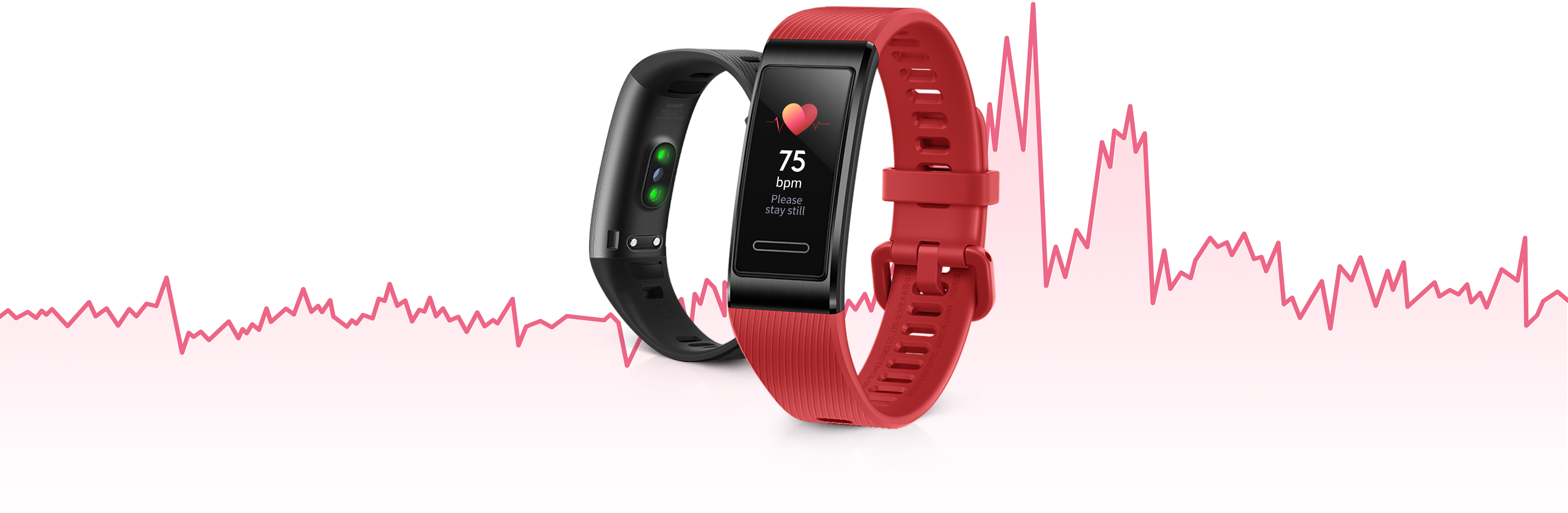 HUAWEI Band 4 pro TruSeen™3.5 Heart Rate