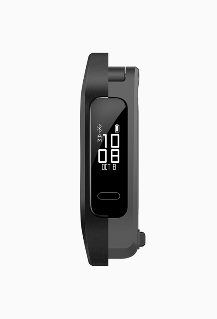HUAWEI Band 4e Activity – innovative dual wearing mode
