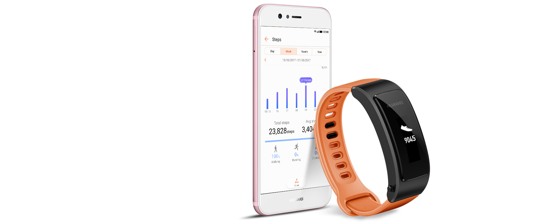 huawei talkband b3 lite data sync