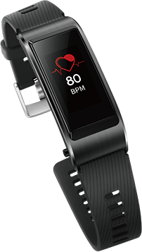 HUAWEI Talkband B5 with black color