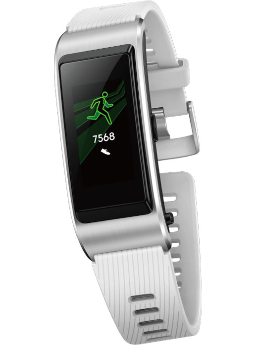 HUAWEI Talkband B5 silicone strap white