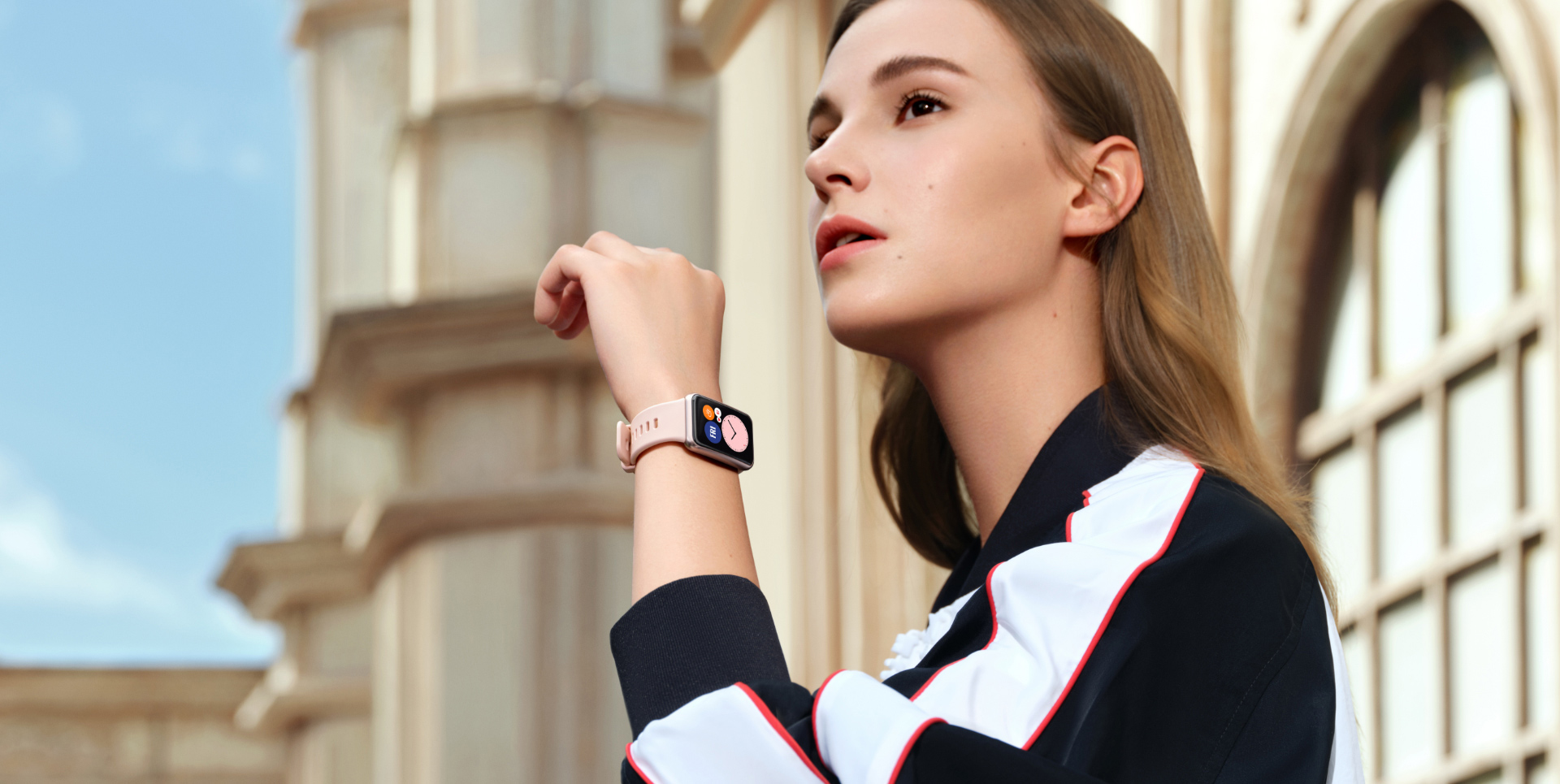 huawei watch fit-match your style