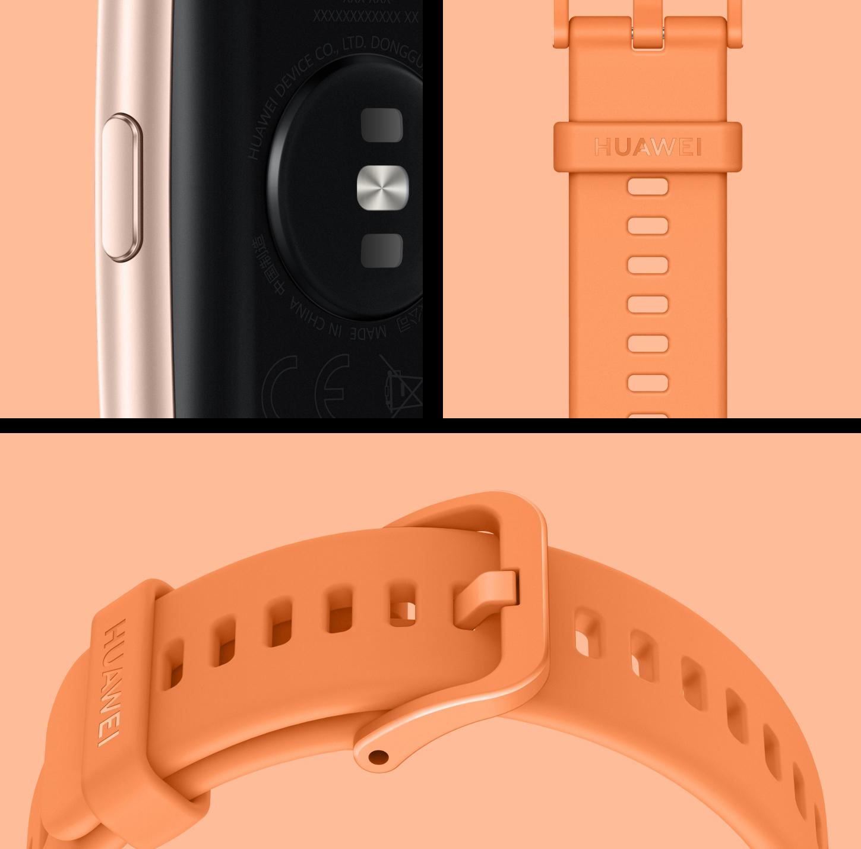 huawei watch fit-id design