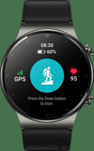 HUAWEI WATCH GT 2 Pro 100 workout mode
