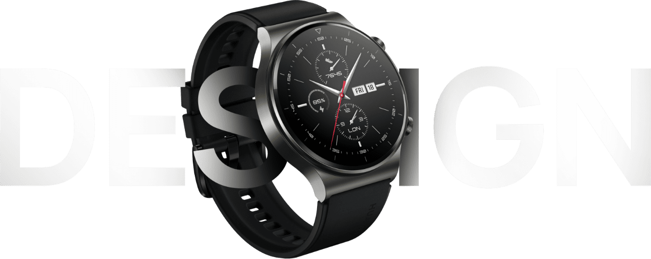HUAWEI WATCH GT 2 Pro Design