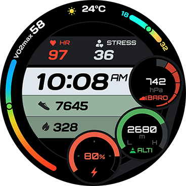HUAWEI WATCH GT 2 Pro dial market