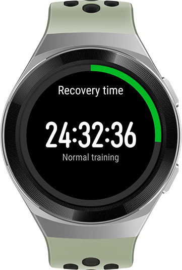 HUAWEI WATCH GT 2e professional workout data Recovery