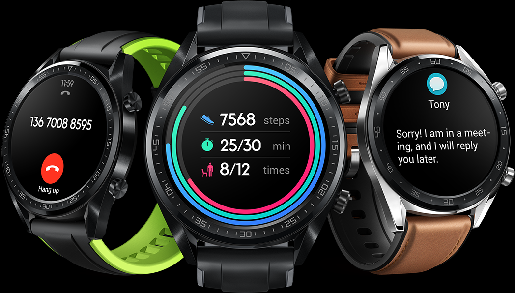 HUAWEI WATCH GT smart assistant